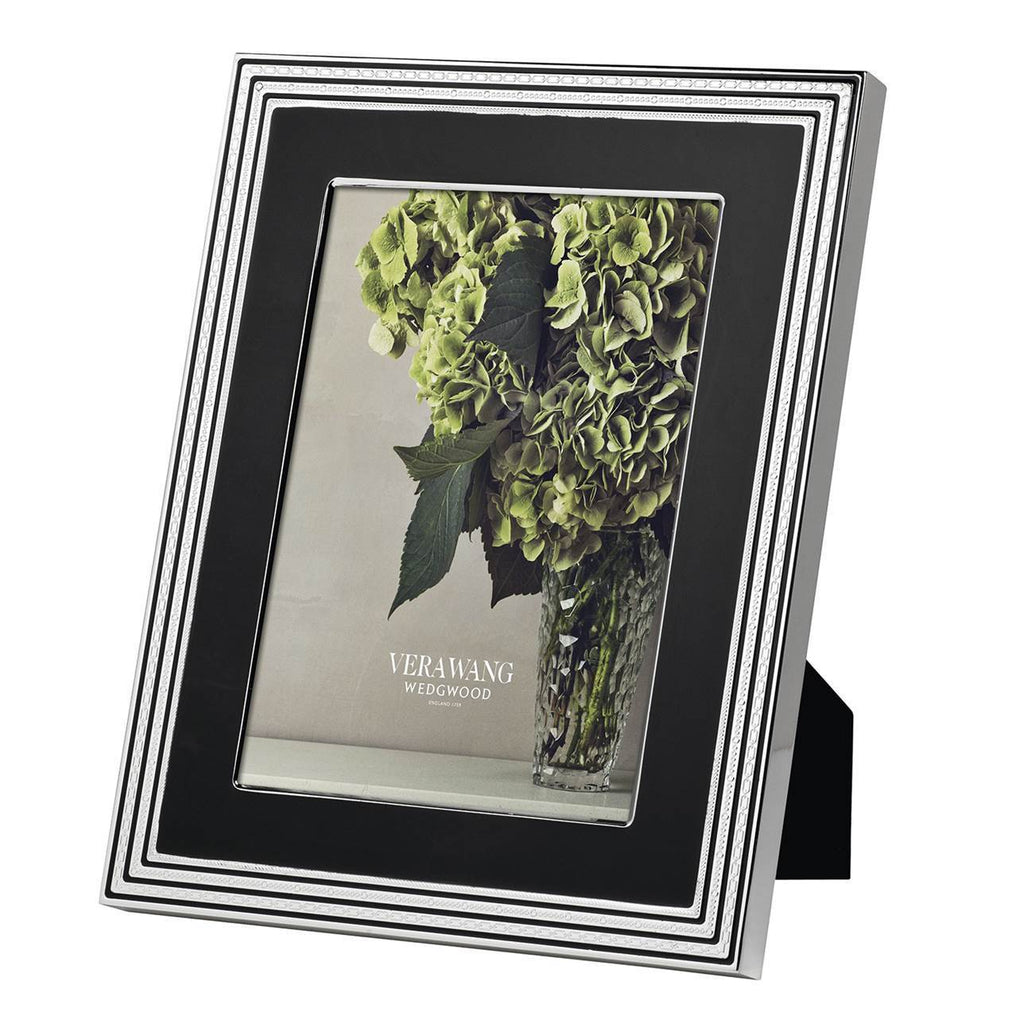 With Love Noir Frame by Vera Wang