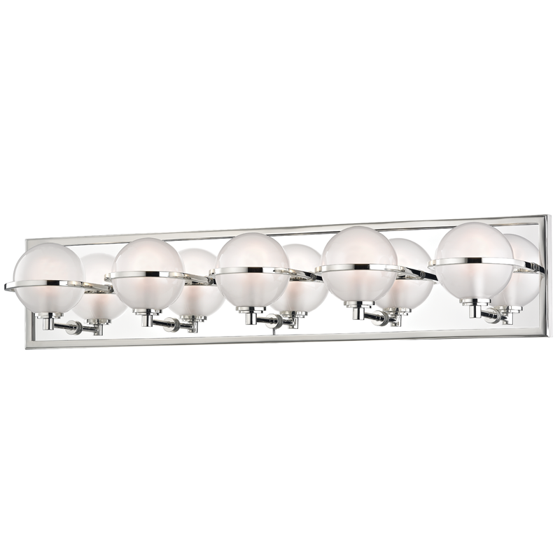 Axiom 5 Light Bath Bracket by Hudson Valley Lighting