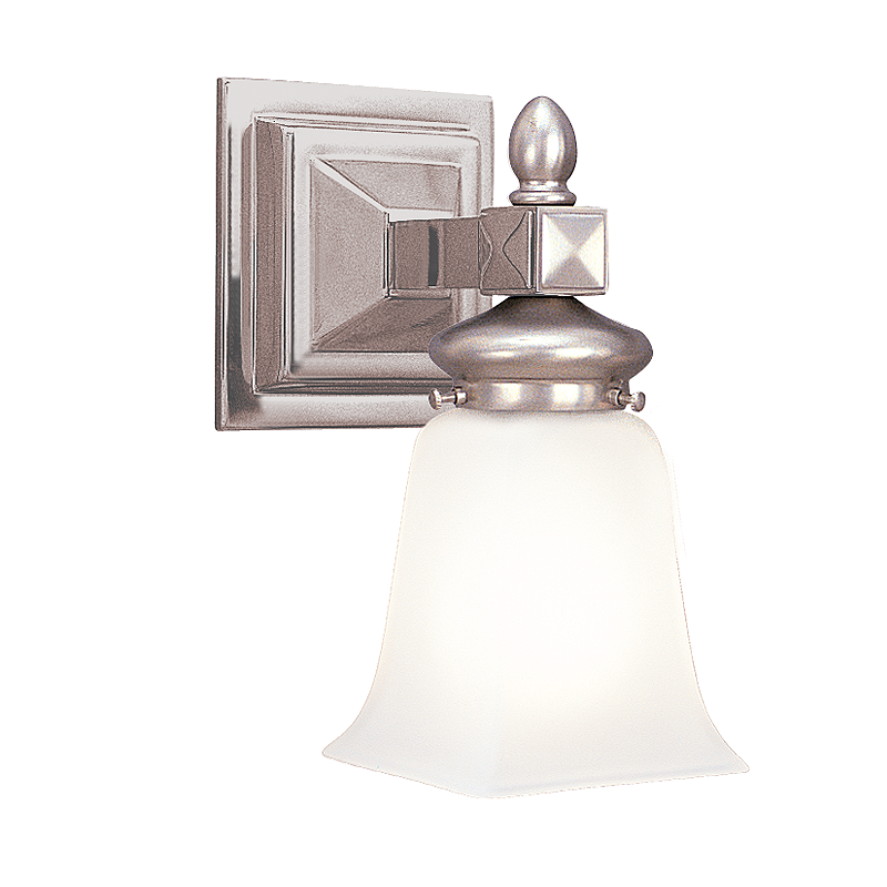 Cumberland 1 Light Bath Bracket by Hudson Valley Lighting