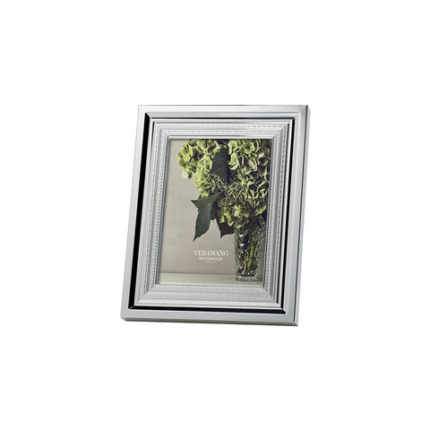 With Love Silver Picture Frame by Vera Wang