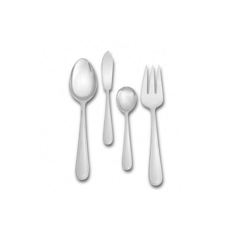 Vera Infinity Stainless Steel 4-Piece Hostess Set by Vera Wang