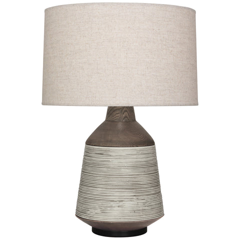Berkley Vessel Table Lamp w/ Various Shades by Michael Berman