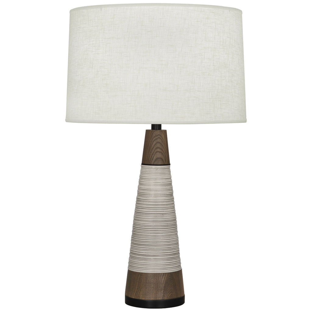 Berkley Tapered Table Lamp w/ Various Shades design by Michael Berman