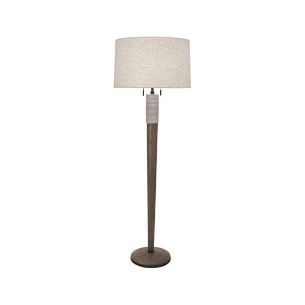 Berkley Floor Lamp by Michael Berman for Robert Abbey