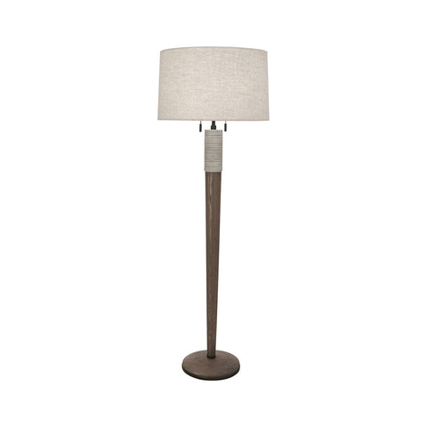 Berkley Floor Lamp w/ Various Shades design by Michael Berman
