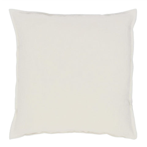 Brera Lino Alabaster Pillow design by Designers Guild