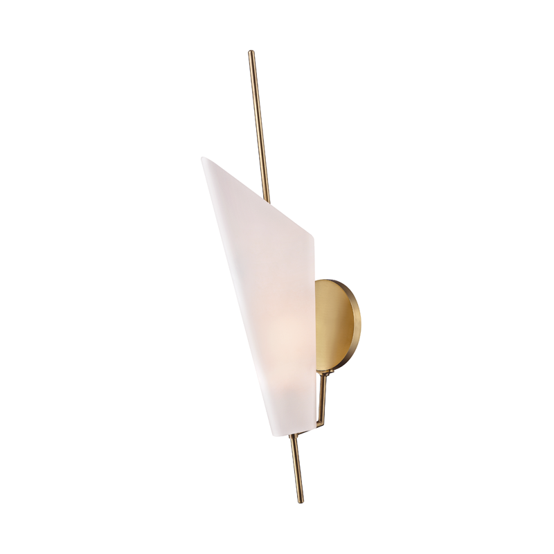 Cooper 2 Light Wall Sconce by Hudson Valley Lighting