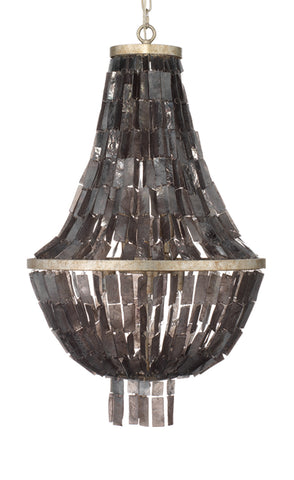 Capsize Chandelier design by Jamie Young