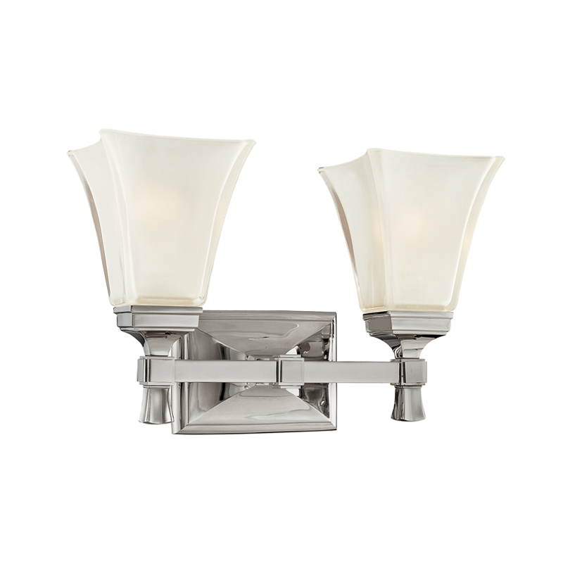 Kirkland 2 Light Bath Bracket by Hudson Valley Lighting