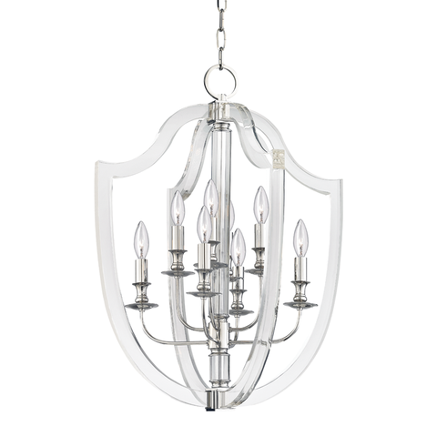 Arietta 8 Light Pendant by Hudson Valley Lighting