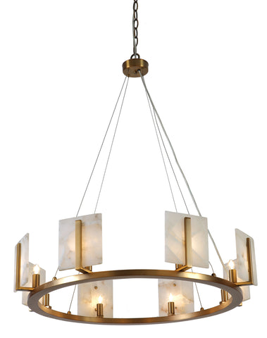 Halo Chandelier, Large design by Jamie Young