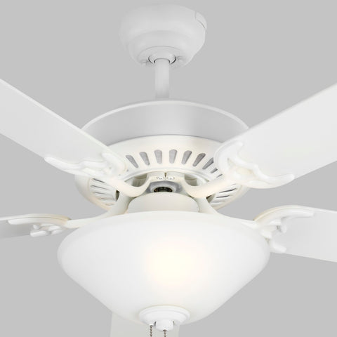 "Haven LED 2 52"" Ceiling Fan by Monte Carlo"