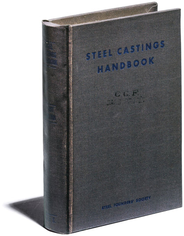 Book Box - Steel Castings