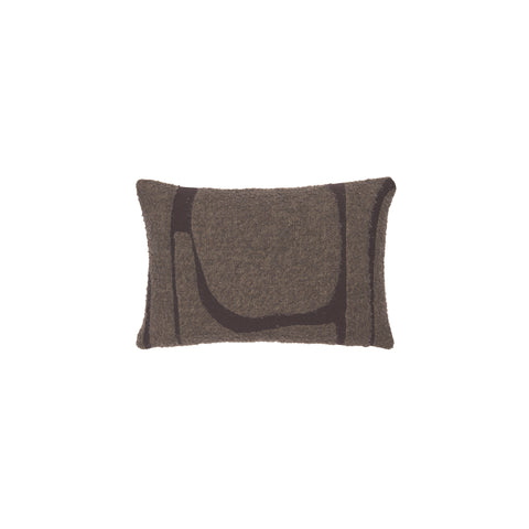 Moro Abstract Lumbar Cushion