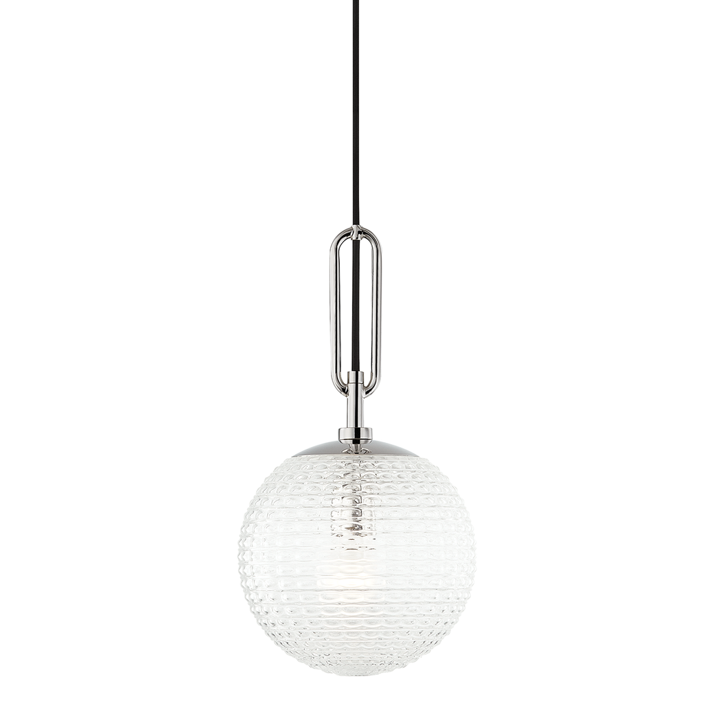 Jewett 1 Light Pendant by Hudson Valley