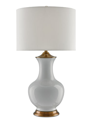 Lilou Table Lamp in Various Finishes design by Currey & Company