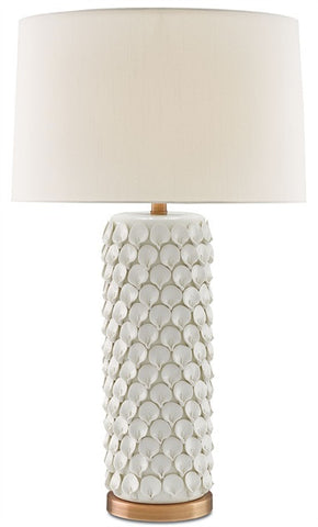 Calla Lily Table Lamp design by Currey & Company