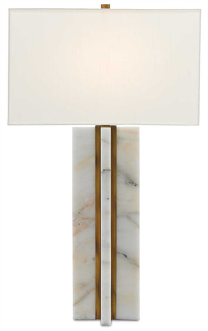 Khalil Table Lamp design by Currey & Company