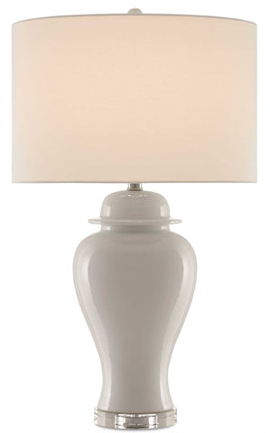 Shiroi Table Lamp design by Currey & Company