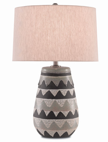 Ute Table Lamp design by Currey & Company