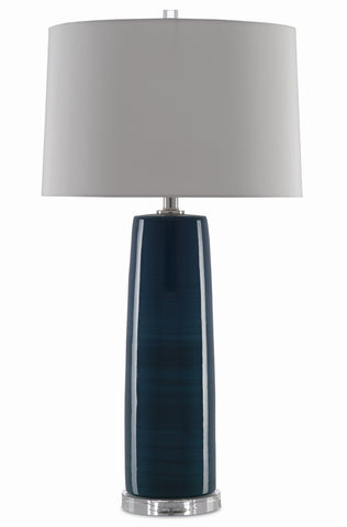 Azure Table Lamp design by Currey & Company