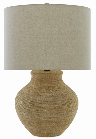 Hensen Table Lamp design by Currey & Company