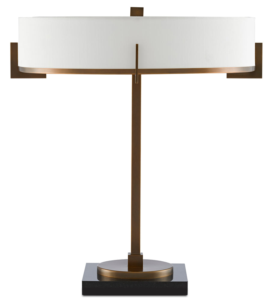 Jacobi Table Lamp by Currey & Company