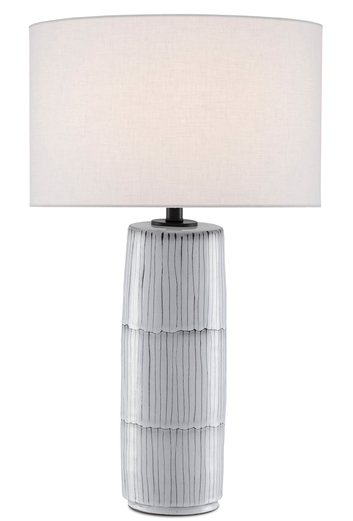 Chaarla Table Lamp by Currey & Company