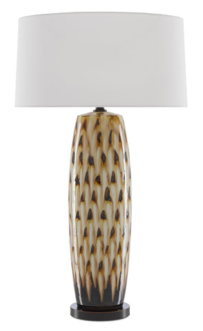 Minten Table Lamp by Currey & Company