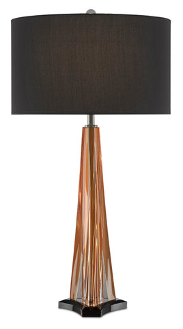Raquel Table Lamp by Currey & Company