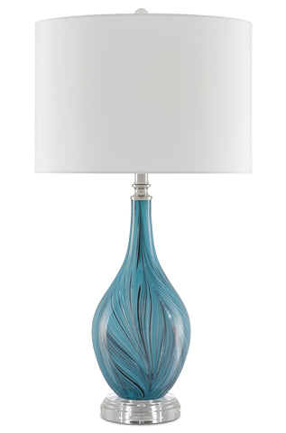 Lupo Aqua Table Lamp