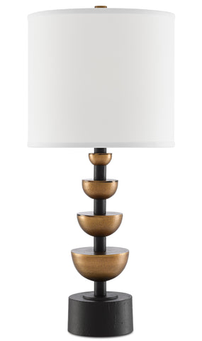 Chastain Table Lamp by Currey & Company
