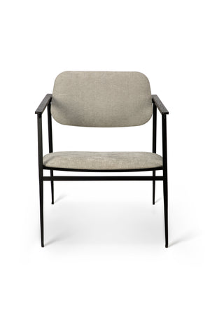 DC Lounge Chair in Light Grey