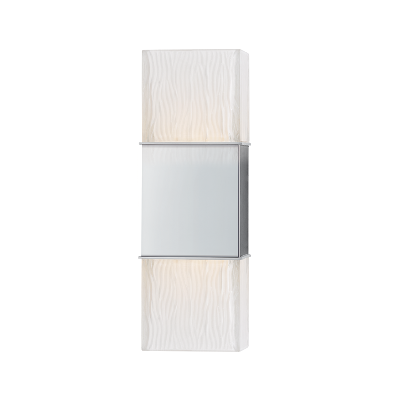 Aurora 2 Light Wall Sconce by Hudson Valley Lighting