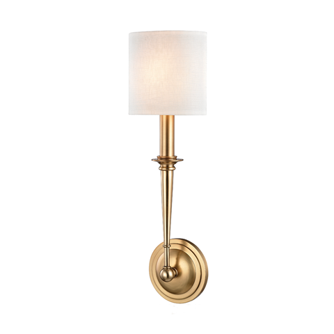 Lourdes 1 Light Wall Sconce by Hudson Valley Lighting