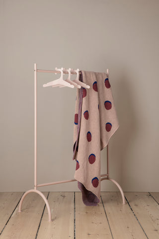 Double Dot Blanket in Various Colors by Ferm Living