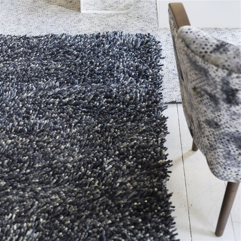 Belgravia Platinum Rug design by Designers Guild