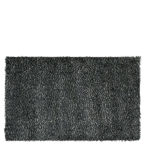 Belgravia Graphite Rug design by Designers Guild
