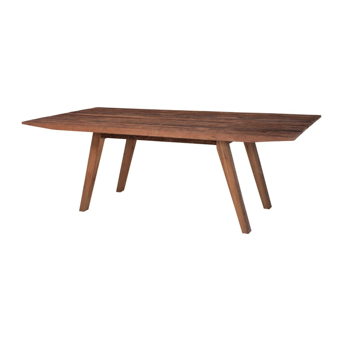 Reclaimed Wood Rectangle Dining Table design by Burke Decor Home