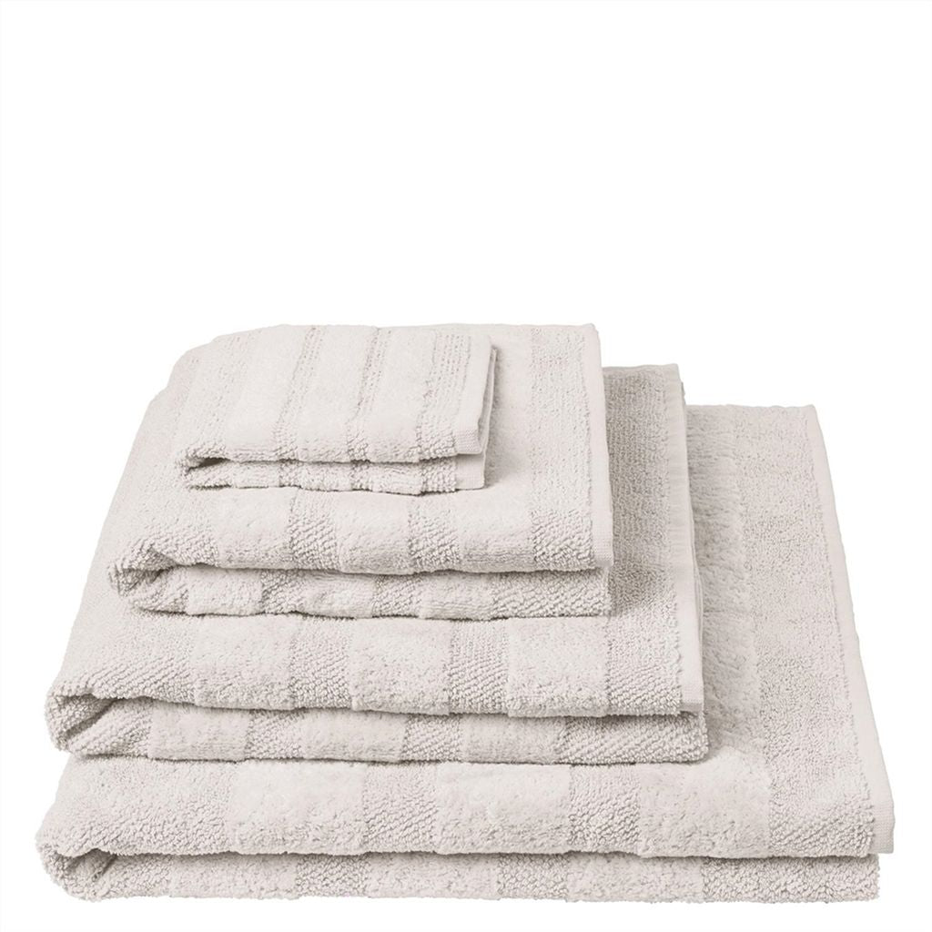Coniston Birch Towels Design By Designers Guild