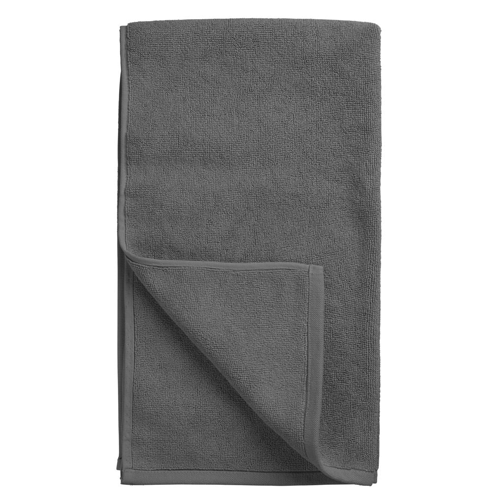 Charcoal Bath Mat design by Designers Guild