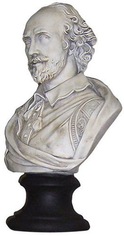 Shakespeare Bust in Plaster design by House Parts