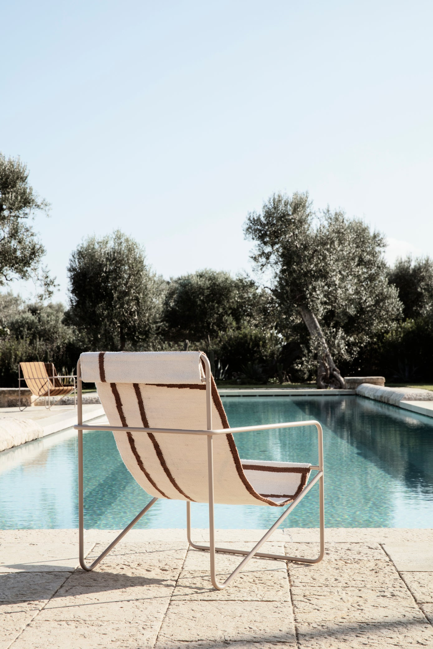 Desert Lounge Chair - Shape by Ferm Living