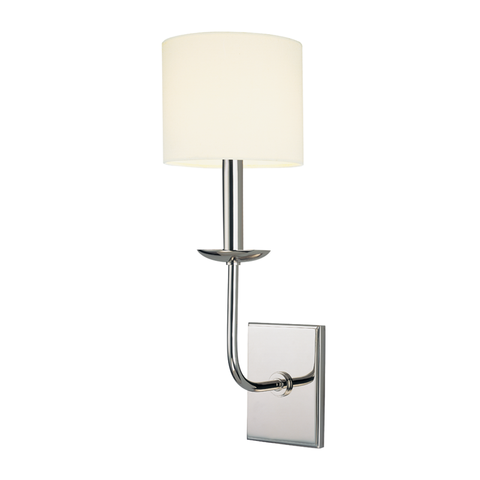 Kings Point 1 Light Wall Sconce by Hudson Valley Lighting