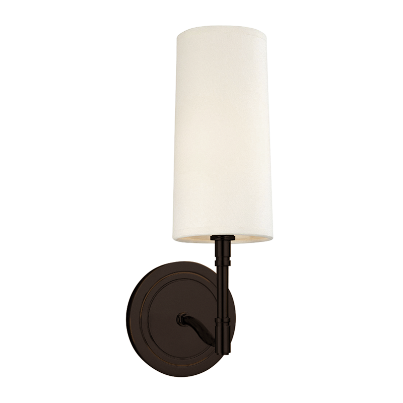Dillon 1 Light Wall Sconce by Hudson Valley Lighting