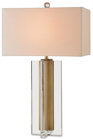 Skye Table Lamp design by Currey & Company