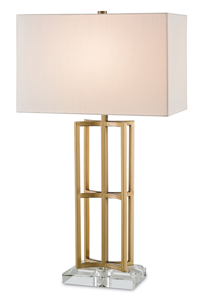 Devonside table lamp design by currey company burke decor for Lamp light design company