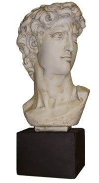 David Bust in Plaster design by House Parts