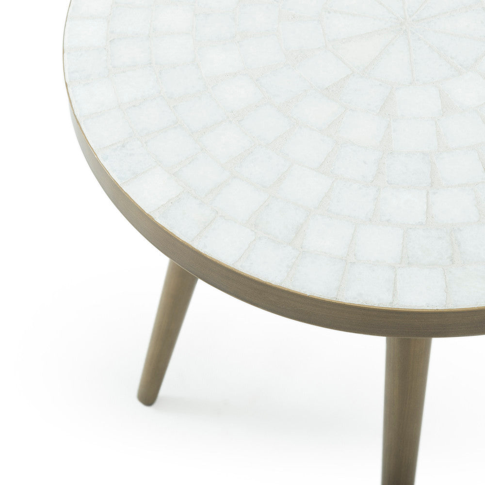 Kemira Round End Table