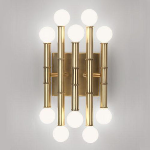 Jonathan Adler Collection 5-Arm Sconce design by Robert Abbey